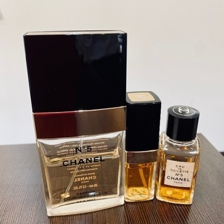 〇 Summer SALE  CHANEL N°5ヘアーミスト&...