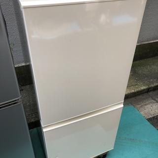☆中古 激安!! AQUA ノンフロン冷凍冷蔵庫 157L AQ...