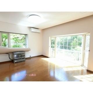 【円山公園♪二世帯住宅♪】広々バルコニー☆ペット可・車庫2台分込み♪