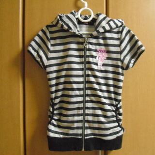 レディース・LIZ-LISA・doll パーカー(半袖)S(目立...