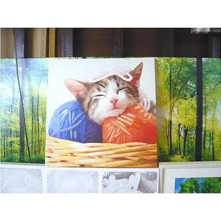 札幌【ウォールアート】36×36㎝ 壁掛け アートパネル キャン...