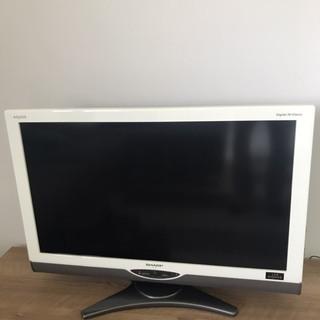美品!32型シャープ液晶テレビ(LC-32SC1)