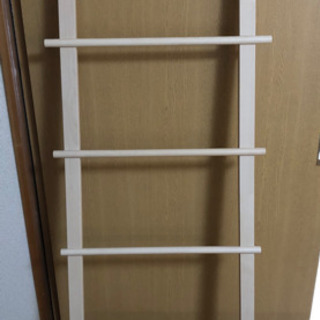 【IKEA】ラダーハンガー 立て掛けラック