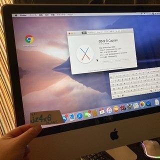 値下げ 完動iMac 24インチ Early2009 メモ…