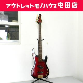 Aria ProⅡ エレキベース MAGNA Series 全長...