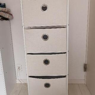 4段キャンバスボックスラック上部天板