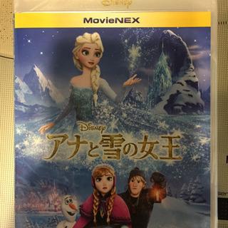 アナ雪 Blu-ray