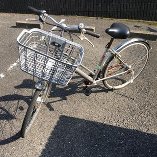 自転車(後輪パンク) 受け渡し予定者決定