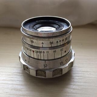 Industar-26M オールドレンズ