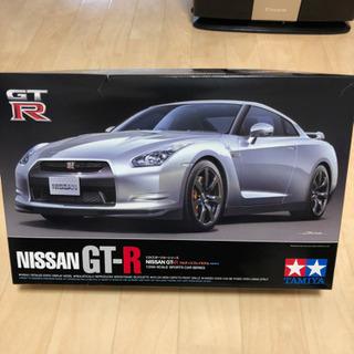 NISSAN GT-R プラモデル 非売品DVDセット