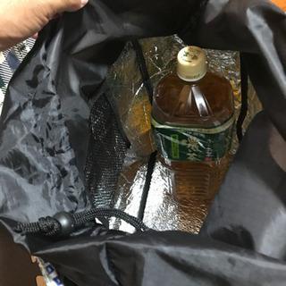 マイバッグ、保冷用とビニールのデカいやつ2枚 - 生活雑貨