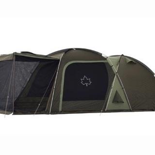 LOGOSロゴスneos3ルームドゥーブルXL-BJ✩最新テント