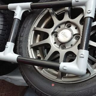 タイヤ  ボイル付き  タイヤ今年買いました!14インチ軽自動車用