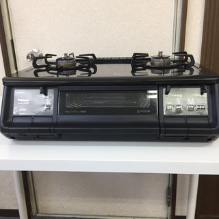【パロマ 】水無両面焼ガスコンロ 都市ガス用IC-360WA-R...