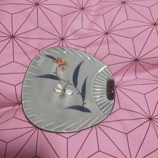 花柄小皿の五枚組