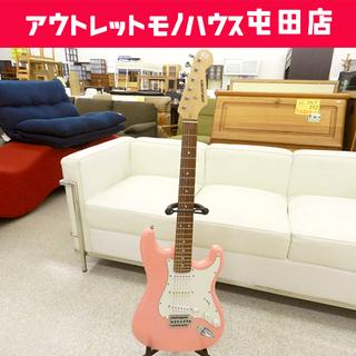 SELDER セルダー エレキギター ピンク ☆ PayPay(...