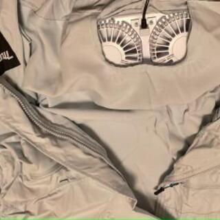 [お値下げします!]makita・ファン付ジャケット(長袖)2枚セット - 服/ファッション
