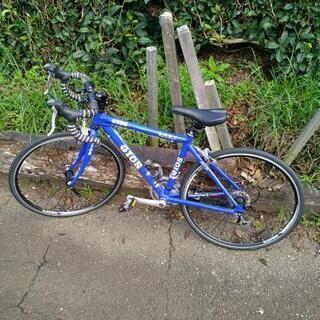 gios easy drop 24インチ 自転車 ロードバイク