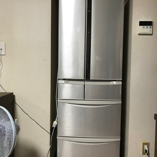 冷蔵庫、あげます!