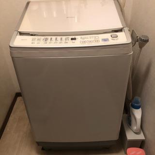 三菱製洗濯機、取りに来られる方、差し上げます。