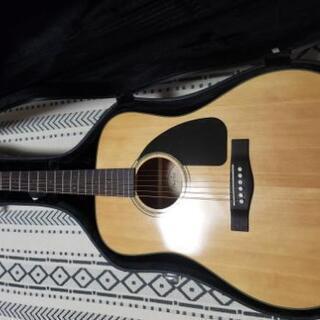 アコースティックギター  Fender CD-60