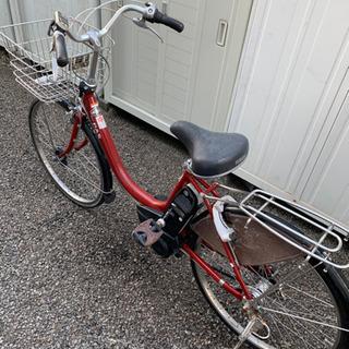 アシスト自転車?