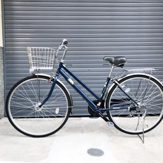 バッテリーが不要なアシスト自転車(フリーパワー取付済)27インチ...