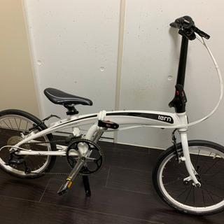 【未使用】折りたたみ自転車 tern verge(p9) 走行数...