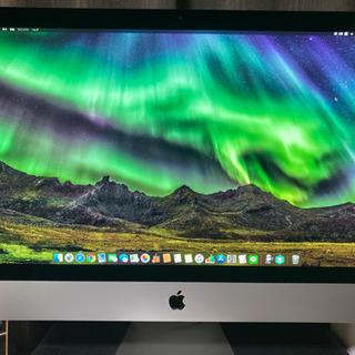 iMac27インチ使用期間1年未満美品