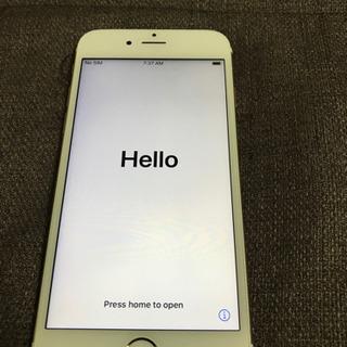 iPhone 6s 64GB Gold SIMフリー