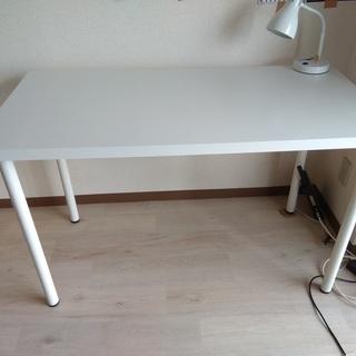 イケアテーブル IKEA Table 120x60cm Linn...