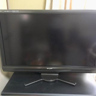 SHARP AQUOS 液晶カラーテレビ 40型(LC-40AE...