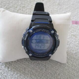 ④中古 腕時計 カシオ CASIO 3214 W-S210H ...