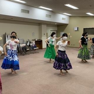 50歳からのフラダンス