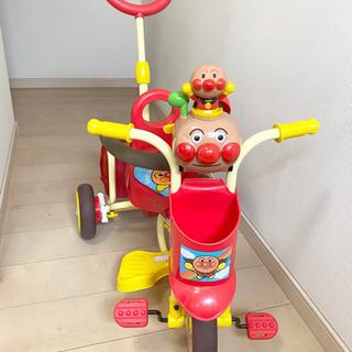 アンパンマン 三輪車 【お取引中】