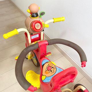 アンパンマン 三輪車 【お取引中】 − 栃木県