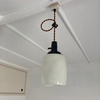 電気 照明 アンティーク ペンダントライト 吊り下げ