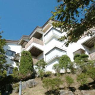 温泉付き区分リゾートマンション450万円 バス停から徒歩3分