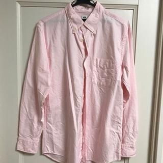 ピンクのシャツ【Lサイズ】