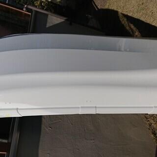 INNO製 ルーフボックスBRQ33WH(ホワイト)
