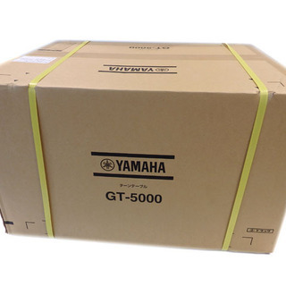 新品 YAMAHA ヤマハ GT-5000(B) ターンテーブル...