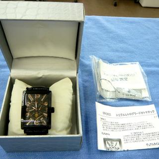 腕時計 セブンウルフ/Seven Wolf 自動巻き変則デザイン...