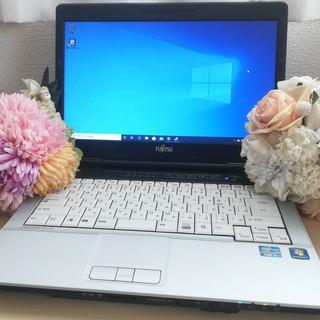 ノートパソコンA 富士通 LIFEBOOK S751/C CPU...