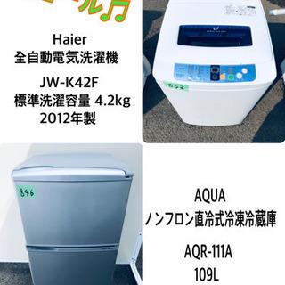 限界価格挑戦!!新生活家電♬♬洗濯機/冷蔵庫♬