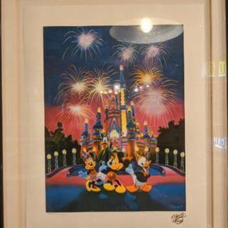 ウォルトディズニー ディズニー25周年 7500部限定 Walt...
