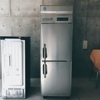 ホシザキ 業務用縦型冷蔵庫/HR-63LAT