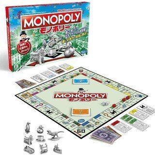 世界大会(開催国未定)Monopoly日本代表決定戦。