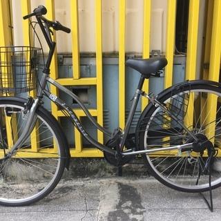 《レンタサイクル店使用 自転車整備士整備済み!》㉔中古車 26イ...