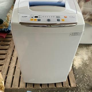 洗濯機 ELSONIC  2013年 4.5キロ 中古^_^