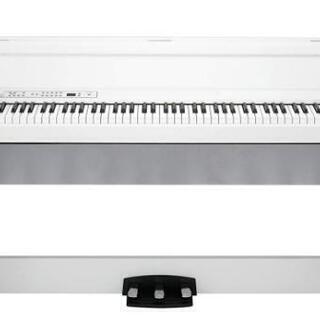 ほぼ未使用のKORGの電子ピアノです(*´`)